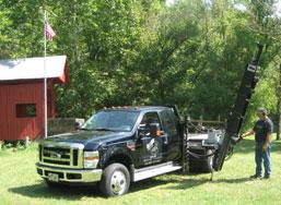 Log Cabin Fence Company Pro Driver