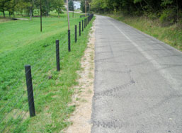 Log Cabin Fence Company Pro Driver Mounts